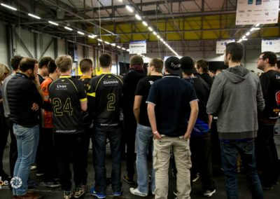 Gamers Assembly 2016 - Aera - Carophotography