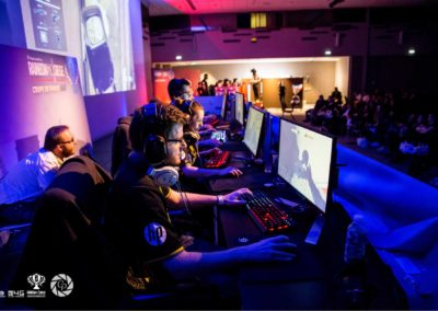 Coupe de France - Rainbow 6 - Carophotography