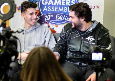 Gamer Assembly 2019